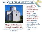 9 ct church arhitecture