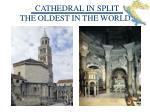 cathedral in split