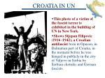 croatia in un1