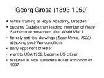 georg grosz 1893 1959