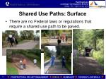 shared use paths surface1