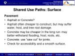 shared use paths surface3