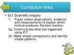 curriculum links1