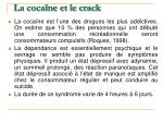 la coca ne et le crack