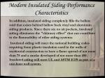 modern insulated siding performance characteristics6