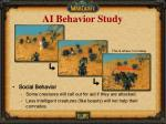 ai behavior study5