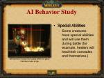ai behavior study9