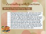 journaling with fractions1