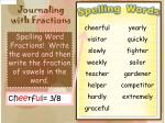 journaling with fractions6