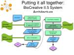 putting it all together biocreative ii 5 system architecture