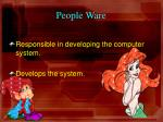people ware1