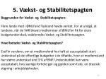 5 v kst og stabilitetspagten