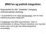mu en og politisk integration2