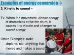 examples of energy conversion2
