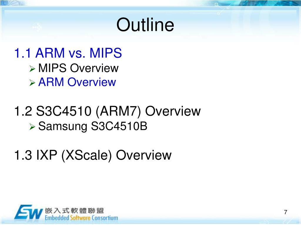 PPT - 嵌入式微處理器系統 PowerPoint Presentation - ID:1018330