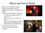 hijras and social roles