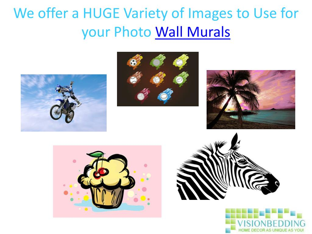 We offer a HUGE Variety of Images to Use for your Photo