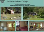 accommodation cottages