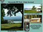 oceanside rv park fully serviced