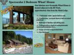 spectacular 2 bedroom wharf house