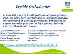 tayside orthodontics