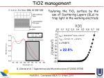 tio2 management
