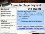 example paperboy and the wallet2