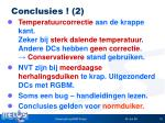 conclusies 2
