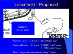 leasehold proposed1