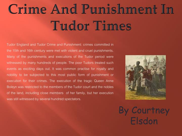essay - punishment and crime Crime and punishment essays are academic essays for citation the primary conflict in crime and punishment is the internal development of raskolnikov's character in raskolnikov's mind are two contrasting personalities, each demanding control over him.