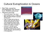 cultural eutrophication oceans1