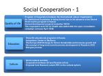 social cooperation 1