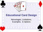educational card design1