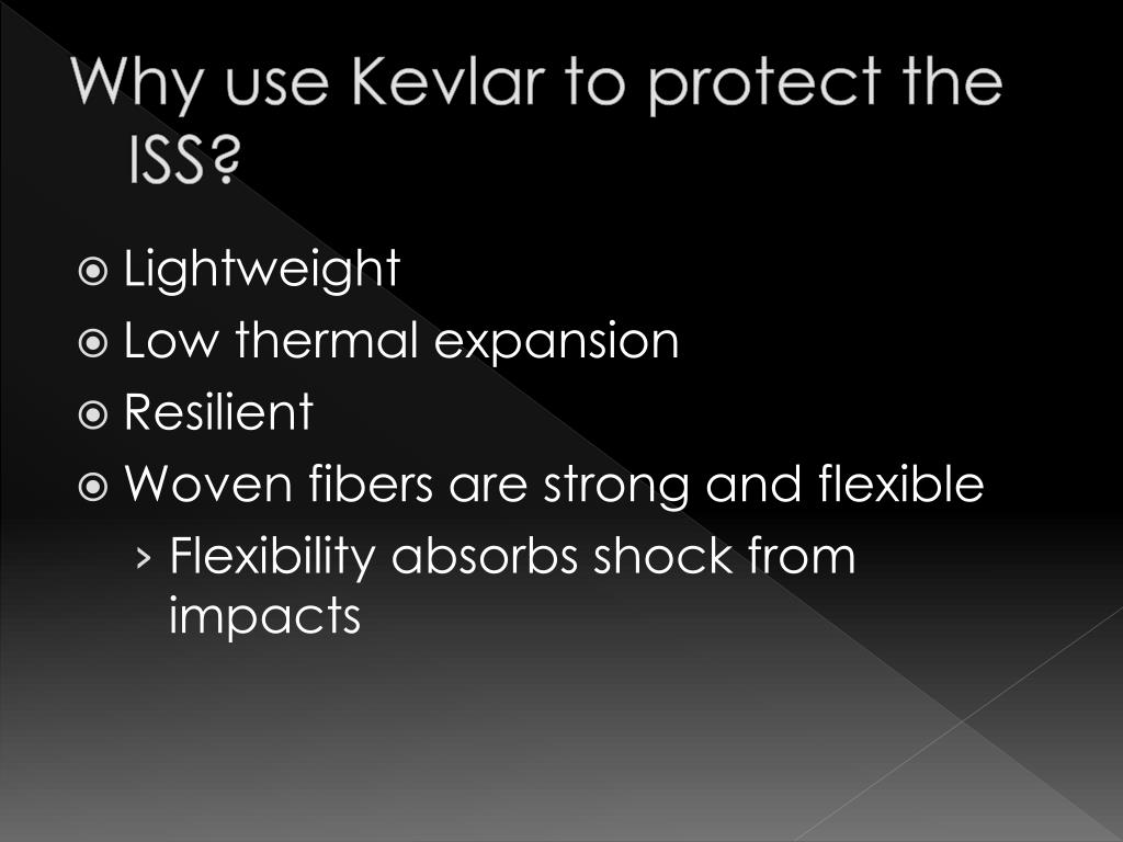PPT - Kevlar and its Applications PowerPoint Presentation - ID:1018919