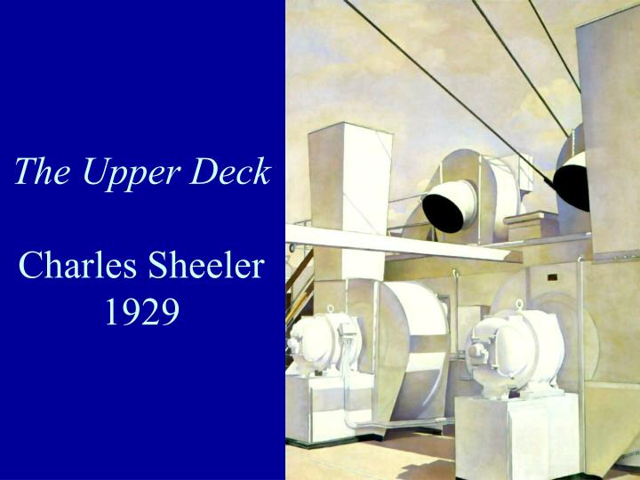 The Upper Deck
