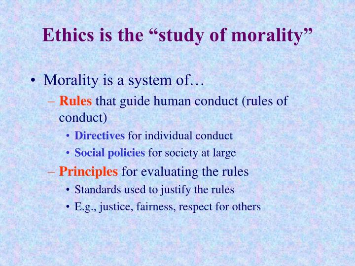 the installation of a moral system is vital in every society Published: mon, 5 dec 2016 ethics is important to every society as it plays a critical role in shaping the individuals behaviours within a society since the dawn of human civilization, men have sought to keep human conduct in check to preserve the peace of society.