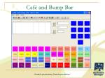caf and bump bar