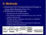 ii methods