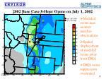 2002 base case 8 hour ozone on july 1 2002
