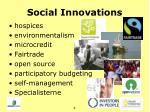 social innovations1