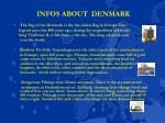 infos about denmark