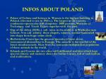 infos about poland