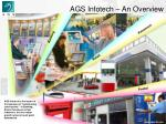 ags infotech an overview