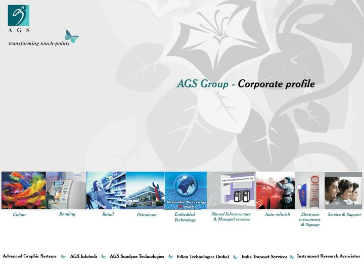 Ags group india