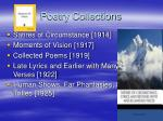 poetry collections1