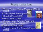poetry collections2
