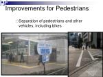 improvements for pedestrians2
