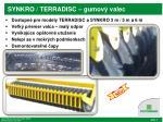 synkro terradisc gumov valec