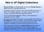 new in uf digital collections1