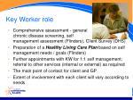key worker role